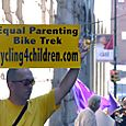 Pedersen - Equal Parenting Bike Trek Cycling4Children.com