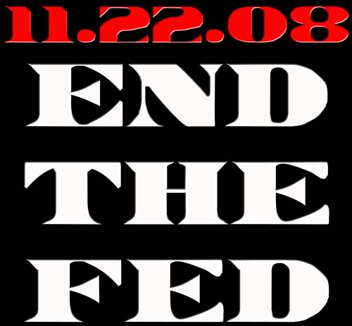 End the Federal Reserve Rally