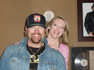 Toby Keiths Wife And Kids Lia with toby keith