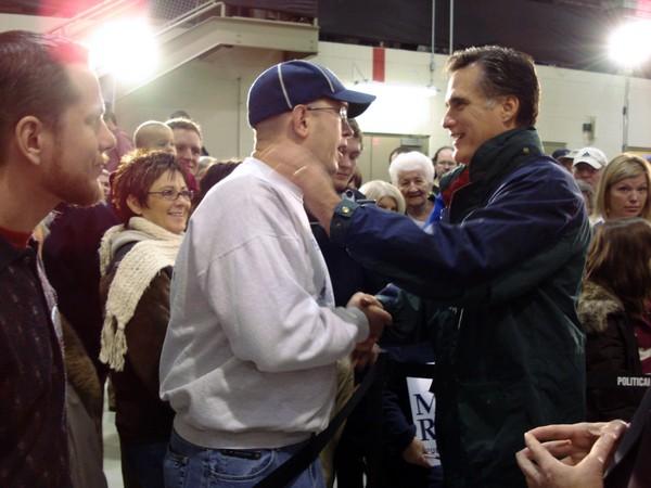 Romneypedersen